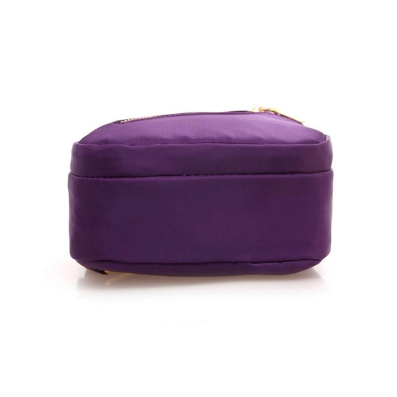 New 2020 Women Chest Pack Casual Crossbody Messenger Bags for Women Ladies Nylon Waterproof Small Cross Body Sling Shoulder Bags