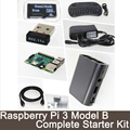 Raspberry Pi 3 Model B 1GB RAM  Starter Kit XBMC KODI OSMC Media Center Wifi Keyboard Remote HTPC
