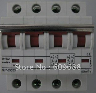 DC disjoncteur, 1000VCC, Photovoltaïque disjoncteur