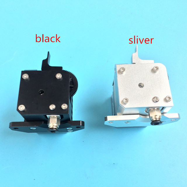 3D printer All metal Titan Aero Extruder 1.75mm Universal for Prusa i3 MK2 3D printer  for both Direct Drive Bowden extruder