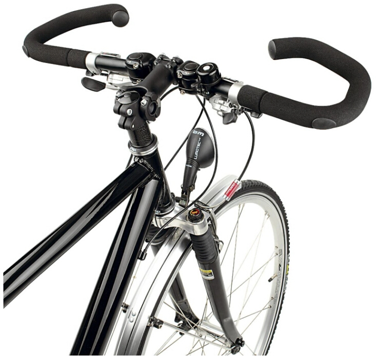 Humpert X-ACT AHS Aluminium Alloy Adjustable Bicycle Handlebar 25.4mm