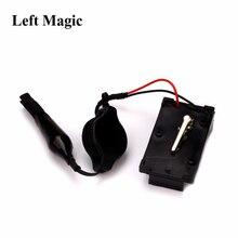 Пожарное зажигание ручной Чудо Электронный воспламенитель устройство Волшебные трюки быстро курить Волшебная бумага маше маска аксессуары G8148
