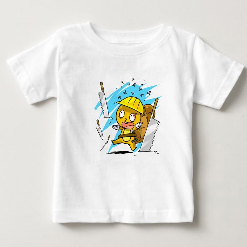 children cotton tShirt brand Happy Tree Friends t Shirt fashion summer style digital printing short sleeves Tshirt MJ