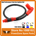 High Performance Twin Core Racing Ignition Coil Fit Dirt Pit Monkey Bike ATV CG/CB 110cc 125cc 150cc 250cc Free Shipping