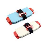 3 12 Years Old Children Folding Safety Seat Baby Convenient Seat Belt Safety Aid Artifact Child Seat Proper Adjustment Seat Belt