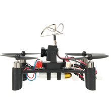 DM002 5.8G FPV With 600TVL Camera 2.4G 4CH 6Axis RC Quadcopter RTF For DIY Drone