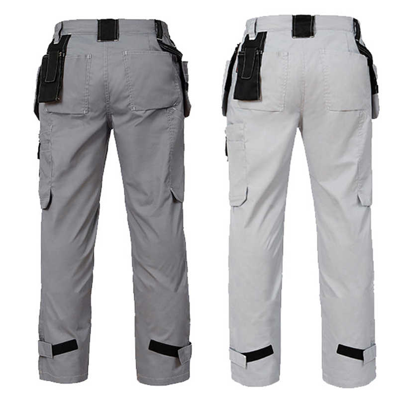 ... Working Pants Summer Thin Style Multi-Pockets Work Trousers Plus Size  Wear-Resistance Factory ... 7c47e916da43