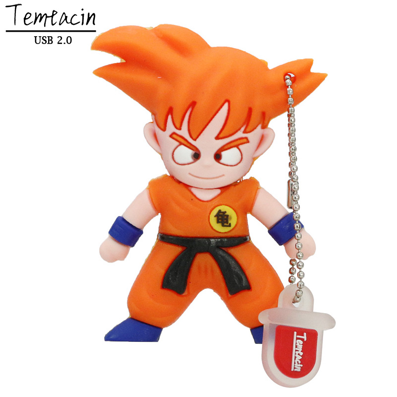 USB Flash Drive U Disk Dragon Ball PenDrive 4G Colin 8G 16G 32G - Externe opslag - Foto 4