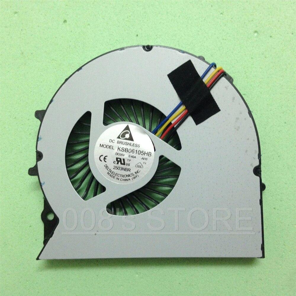 New CPU Cooler Fan For HP ProBook 450 G0 G1 450G0 450G1 455 G1 455G1 721938-001 KSB06105HA DC05V 0.40A 23.10754.001 Laptop