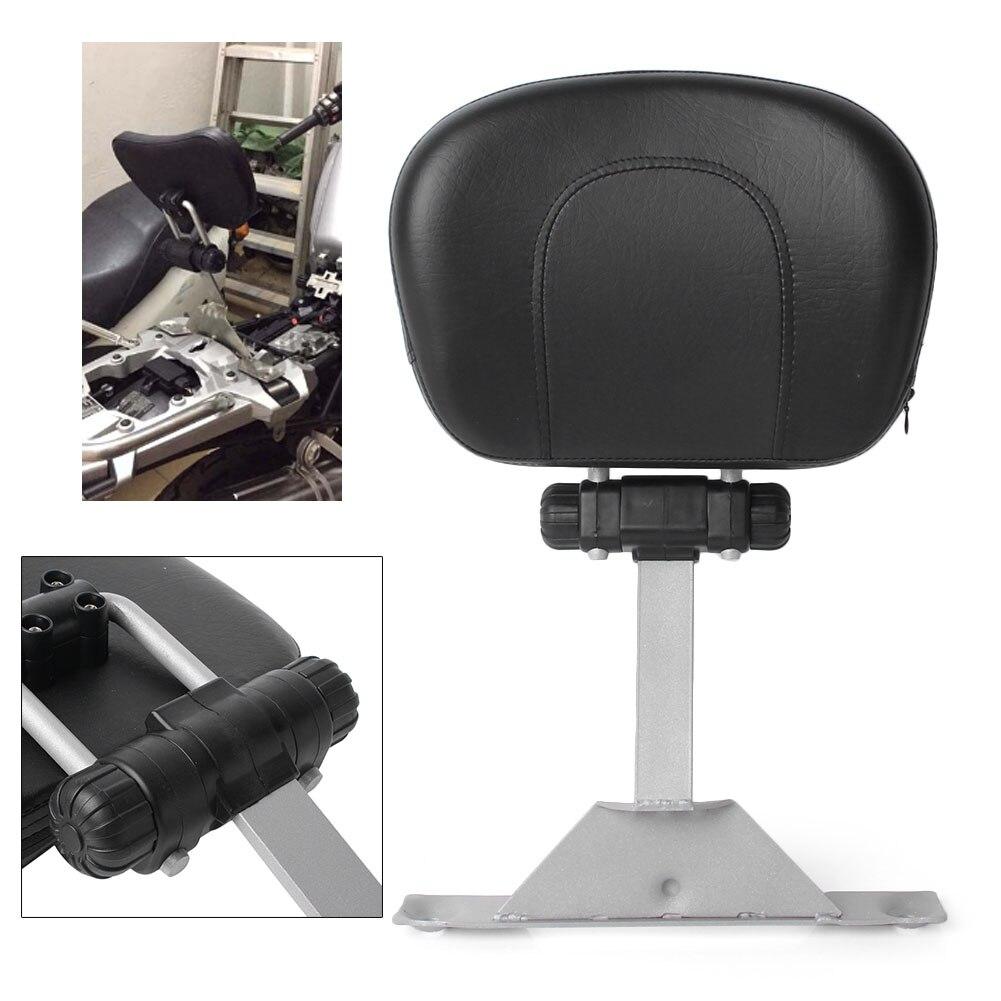 цена на Motorcycle Detachable Adjustable Driver Backrest Sissy Bar for BMW R1200GS RDV LC 2013 2014 2015 2016 2017