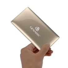 Genai J10 10000มิลลิแอมป์ชั่วโมงPower BankราคาUSBแบตเตอรี่ภายนอกชาร์จแบบพกพาธนาคารอำนาจมือถือสำหรับiPhone iPadสำหรับโทรศัพท์Android
