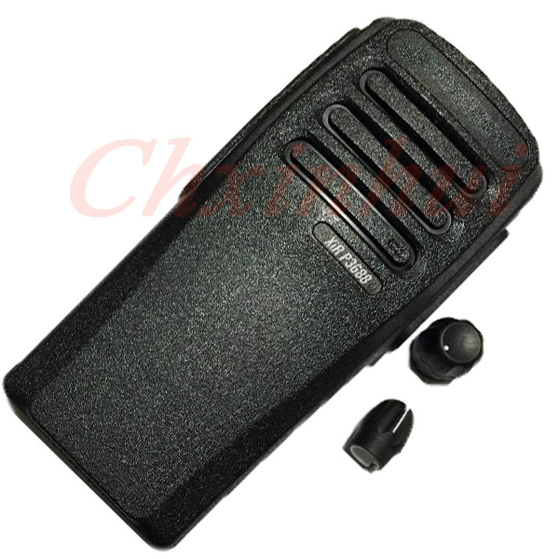 2X Brand New Front Case Housing Cover For Motorola CP200 Two Way Radio
