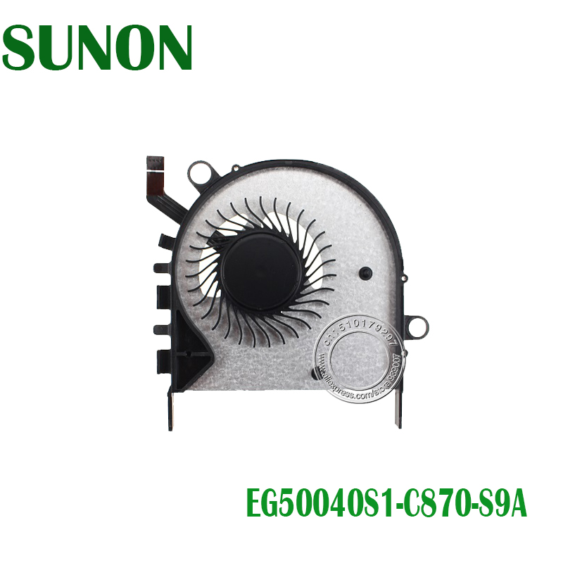 COOLING REVOLUTION New And Original CPU Cooling Fan EG50040S1-C870-S9A DC5V 2.25W