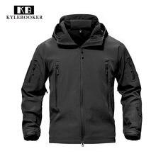 Охотничьи пальто куртки уличная ветрозащитная куртка softshell