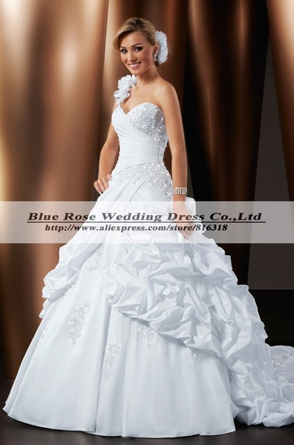 Vestido De Noivas Princess 2016 Sexy Vintage Civil Wedding Dress Tiered Simple White Dresses Bride