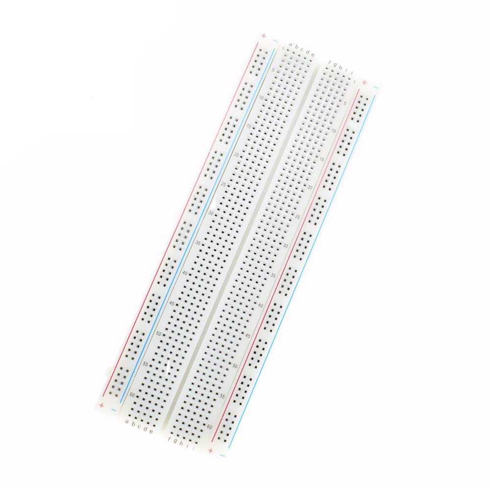 Image 3 - MB102 Prototype Breadboard For DIY KIT MB 102 Protoboard PCB Board BreadBoard 16.5X5.5CM 830Holes Solderless Universal Prototype-in Integrated Circuits from Electronic Components & Supplies