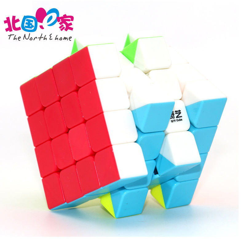 4x4x4 Magic Cube Neo High Quality ABS Rubiks Cube Learning&Educational Classic Toys Speedcube Magico Puzzle 4*4*4 Speed Neo Cube