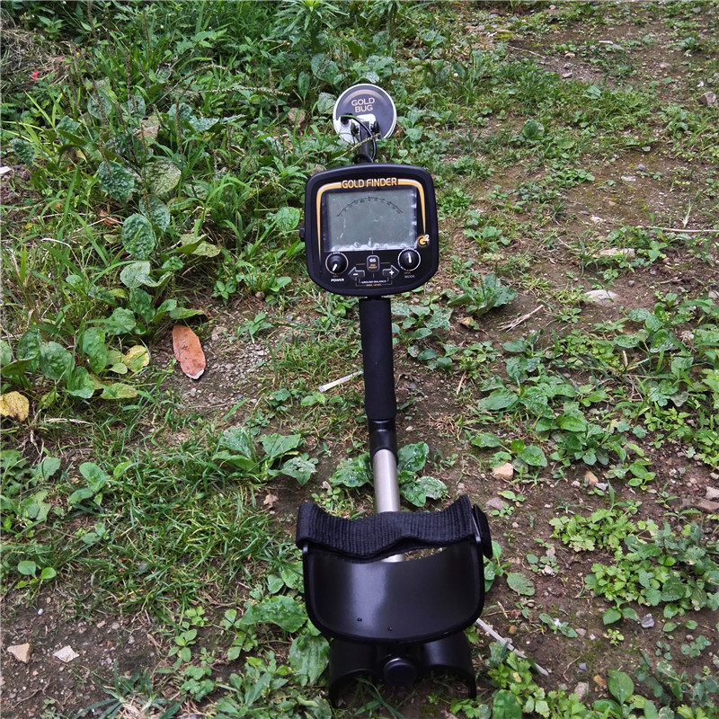 Professional G2 Underground Metal Detector High Sensitivity LCD Display G2 Gold Metal Detector Treasure Pinpointer