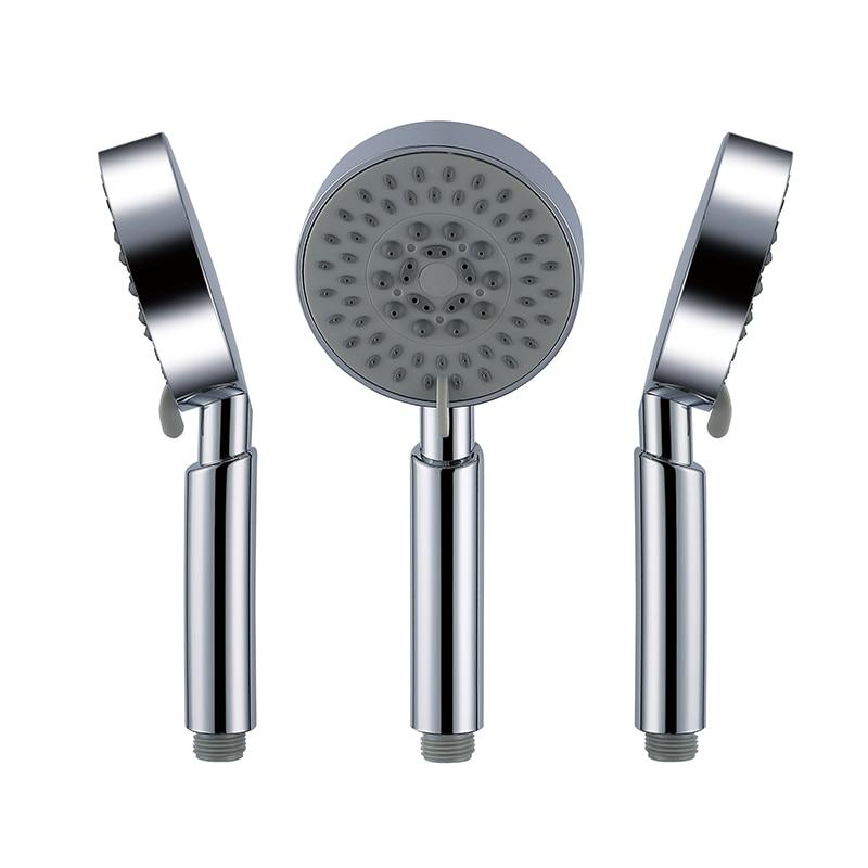 LOY 5 Function Adjustable Jetting Shower Filter High Pressure Water Saving Shower Head Handheld Water Saving Shower Nozzle - 3