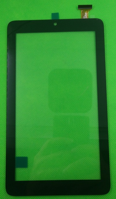 touch panel For ALCATEL ONETOUCH PIXI 3 7 kd 7kd 8055 8056 Tablet touch  screen digitizer glass touch panel Sensor Free Shipping-in Tablet LCDs &
