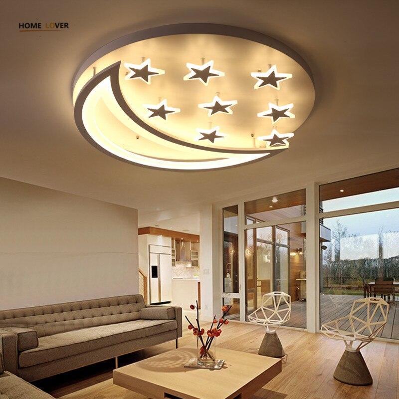 New Design Led Ceiling Light For Living Room Dining Room Luminaires For Teto Led Lights For Modern Home Lighting Fixture Ceiling Lights & Fans