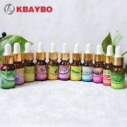 эфирные масла для увлажнителя масла для диффузора 12 видов жасмин лаванда роза клубника мята аромамасла упаковка водорастворимые масла