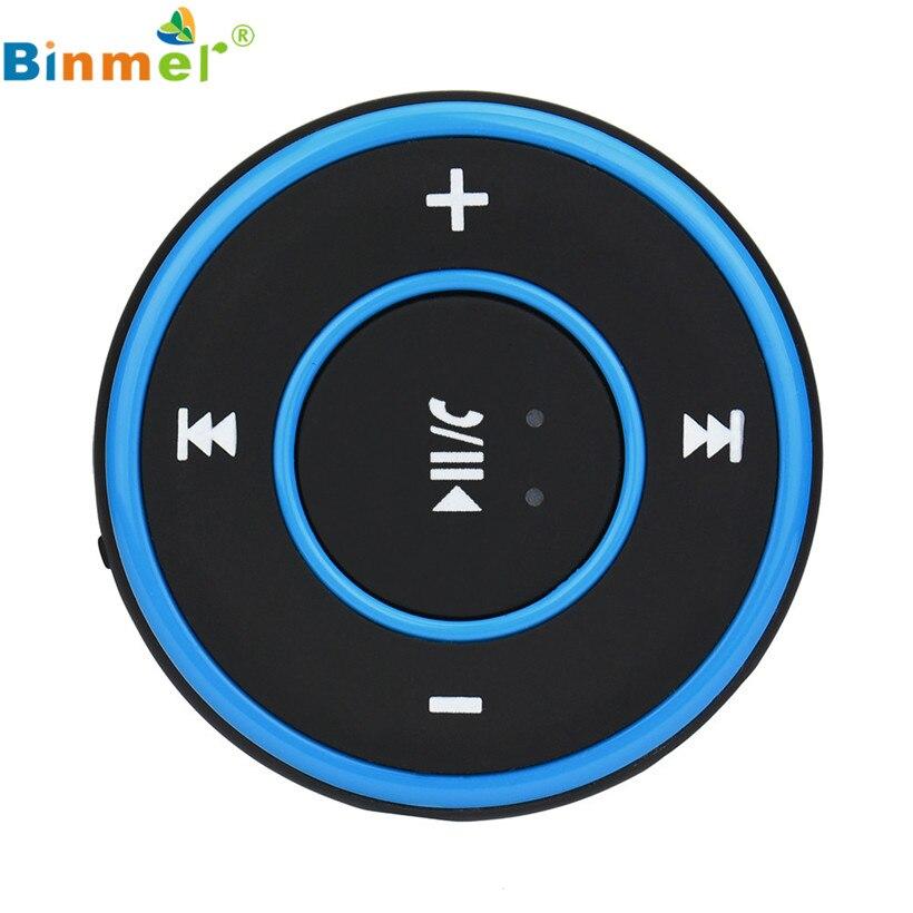 Binmer avanzado adaptador estéreo del receptor de música bluetooth usb 4.1 dongl