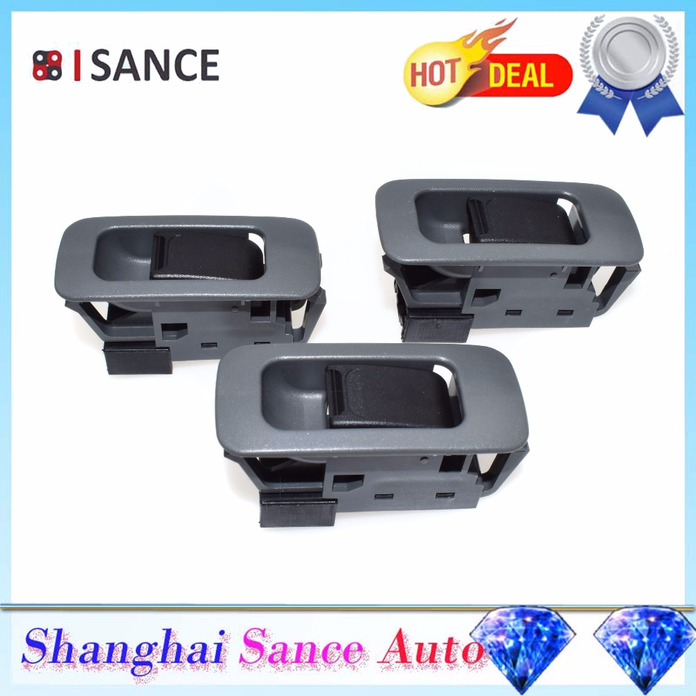Isance 3pcs Grey Power Window Switch Right For Suzuki Vitara Grand Motor Blower Escudo Xl7 Xl 7 Chevrolet Tracker 1999 2000 2001 2002 2003 2004 In Car Switches Relays From