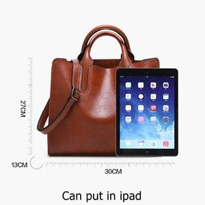 Image 5 - กระเป๋าผู้หญิง 2019 กระเป๋าถือผู้หญิง Messenger กระเป๋าหนังนุ่มกระเป๋าสะพายขายร้อน Crossbody กระเป๋า LSH411