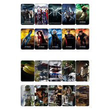 1 PCS X-Men 3 The Last Stand Movie Theme Poster DIY Sticker Post It Decor Scrapbooking Notebook Bullet Journal Stickers Flakes(China)