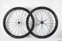 SuperTeam T700C carbon Clincher wheelset 50mm wheels Matte