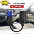 Автомобиль Скачок Стартер EC-5 Прикуривателя Адаптер для 12 В Авто Источник Питания Автомобиля питания банк Автомобильное зарядное устройство кабель