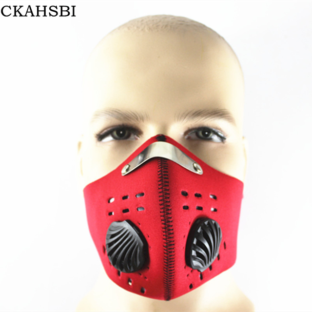 f8276077141f CKAHSBI Sport Half Face Neoprene Training Mask Winter Outdoor Ride Bike Ski  Snowboard Mask Bicycle Cycling