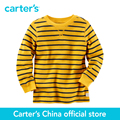 Carter's 1 pcs baby children kids Long-Sleeve Striped Thermal Tee 243G518, sold by Carter's China official store