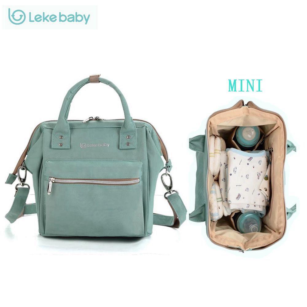 ФОТО Fashion Luiertas Wet Baby Diaper Bag Backpack Nappy Bags For Mom Backpack Mummy Maternity Bag organizer bolsa maternidade 2 Size