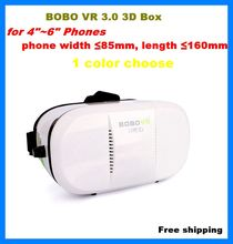 BOBOVR Z3 BOBOความจริงเสมือนแว่นตา3D VRแว่นตาหัวเมาgoogleกระดาษแข็งชุดหูฟังสำหรับ4 ~ 'มาร์ทโฟนสำหรับiphone 6 6บวก
