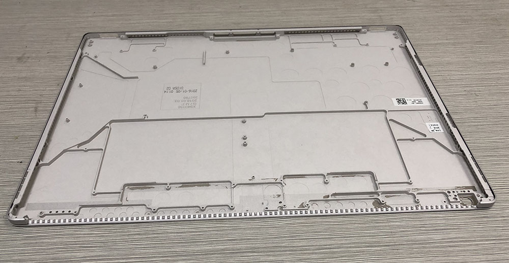 For Microsoft surface book 1st housing back cover case frame bezel replacement repair part X940386