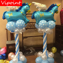 VIPOINT PARTY 75*61cm pink blue unicorn horse foil balloons wedding event christmas halloween festival birthday party HY-147