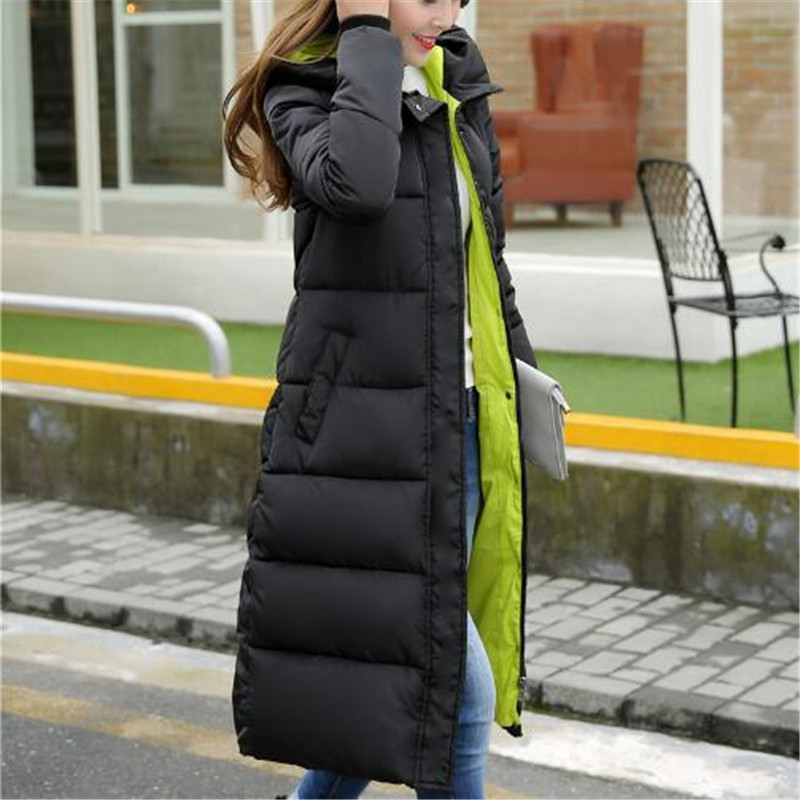 Women Fashion Cotton Padded Outerwear Large Size Camouflage Coat Female Winter Thickening Hooded Long Warm Parka Jacket TT2930 children winter coats jacket baby boys warm outerwear thickening outdoors kids snow proof coat parkas cotton padded clothes