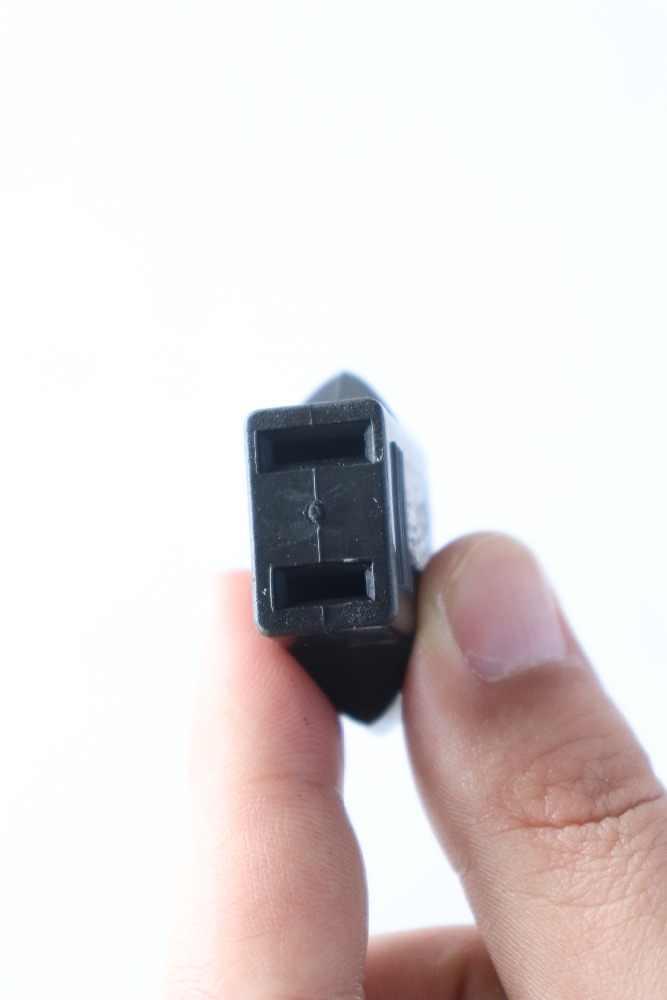 Adaptateur universel ue prise 2 broches plates à l'ue 2 broches rondes prise de courant chargeur de voyage nécessité usage domestique