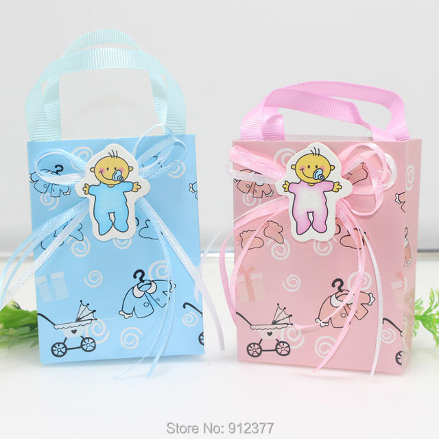 Aliexpress Buy Avebien 20pcs New Year Gift Bags With Ribbon