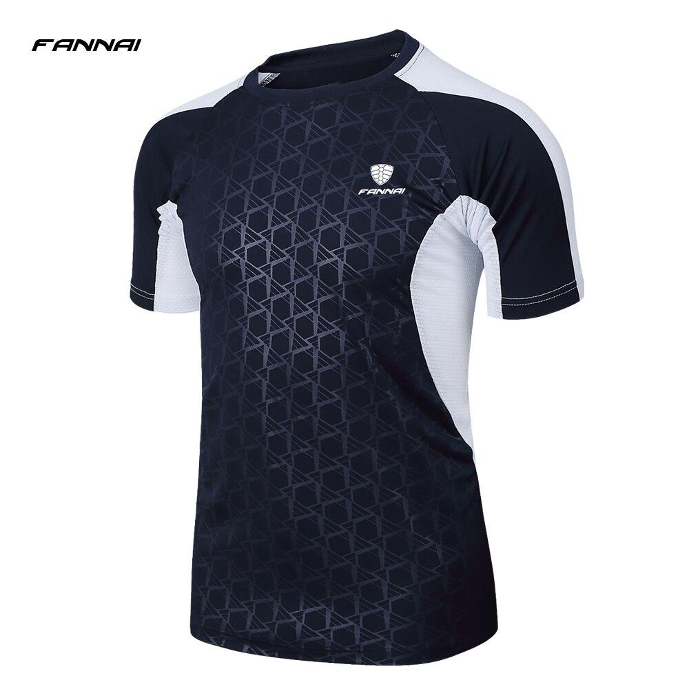 Summer Style New T Shirt Men Camisa Masculina FANNAI 2017 Nes