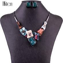 MS1504783, Модные Ювелирные наборы, высокое качество, колье, наборы для женщин, ювелирные изделия, разноцветный кристалл, смола, уникальный дизайн, вечерние, подарок