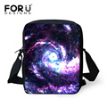 Cool Galaxy Shine School Bags for Girls Trendy Universe Space Women Bookbag Children Mochila infantil Kids Schoolbag Top Qualtiy