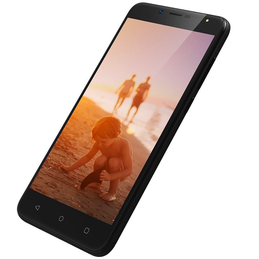 S6 lite5.5 HD IPS de pantalla de cristal curvado 3G teléfono móvil MTK6580 Quad Core teléfono inteligente 1 GB de RAM 8 GB ROM Android 7,0 OTG teléfono móvil