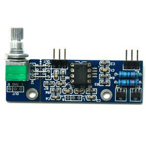 Image 1 - Mini NE5532 Preamplifier Board Com O Potenciômetro de Volume Bordo Terminou