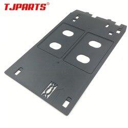 Do drukarek atramentowych identyfikator z PVC taca z tworzywa sztucznego drukowanie kart tacy dla Canon MG7120 MG7130 MG7140 MG7150 MG7160 MG7170 iP7200 iP7210 iP7220 7230