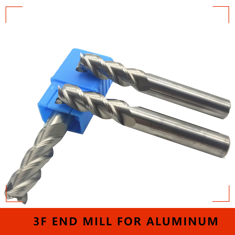 12MM End Mill for Aluminum 1PC HRC50 3F D12*30*75L Spiral Solid Carbide Endmills CNC Lathe Machine Milling Cutter Tools цена