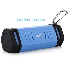 Earson Bluetooth Speaker Portable Handsfree Wireless Speakers Support TF Card and AUX With Mic Enceinte For Bicycle ER160
