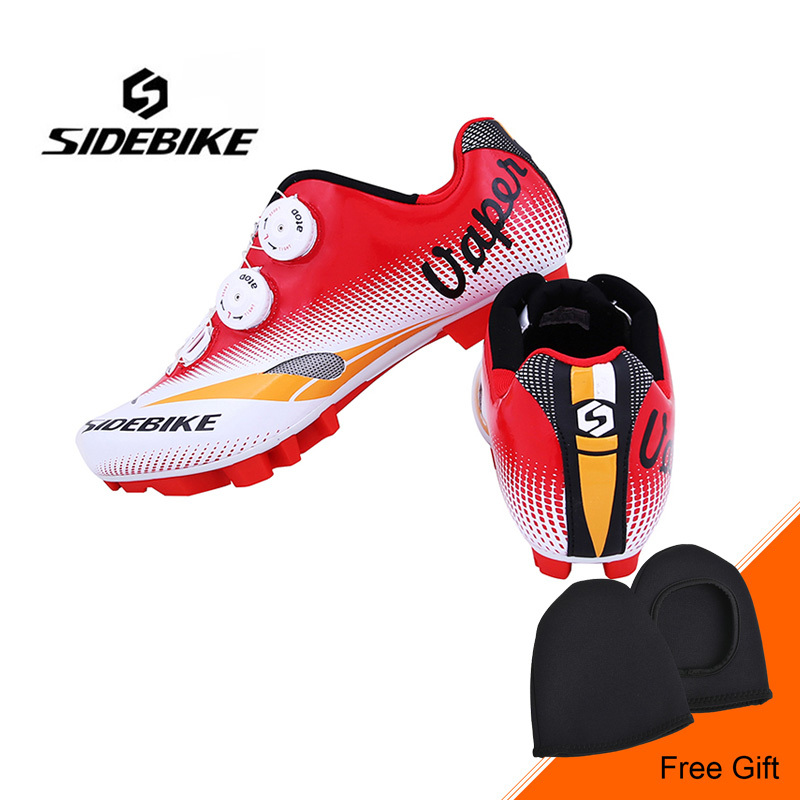 SIDEBIKE MTB Cycling Shoes Self-locking Breathable Bike Shoes Bicycle Shoes Outdoor Sports Athlete Sneakers Ciclismo Zapatos topeak outdoor sports cycling photochromic sun glasses bicycle sunglasses mtb nxt lenses glasses eyewear goggles 3 colors